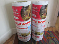 Rockwool DIY Loft Insulation - 2 rolls