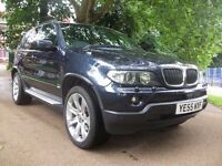 BMW X5 3.0 d Sport 5dr£8,300 1 OWNER CAR FORM NEW 2006 (55 reg), SUV