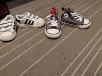 Boys clothes & shoes bundle 12-18m
