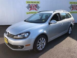 2013 Volkswagen Golf Wagon Comfortline, Automatic, Bluetooth, Di