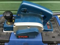 Ryobi L-282 Industrial Professional Planer in great condition