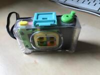 Lamography action sampler camera.