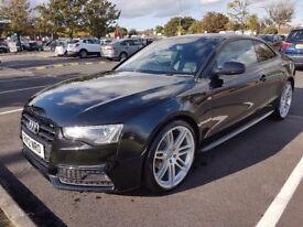 Audi A5 *Black Edition* S line