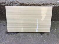 4 boxes of venis wall tiles