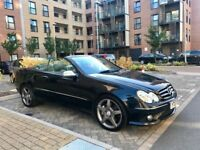 MERCEDES BENZ CLK 280 7G AMG PACKAGE SPORT EDITION CONVERTIBLE SUMER TIME DRIVES AMAZING PX WELCOME