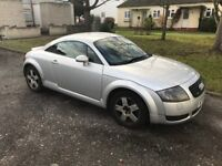 Selling Audit TT (02) for parts