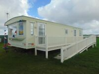 Amazing Disabled Friendly Caravan With Direct Beach Access on North Wales Coast !!