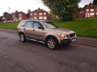 Volvo XC90 2.4 diesel d5 7 seater not x5 galaxy zafira q7 cr-v xc60 verso Xtrail x3 sharan touran