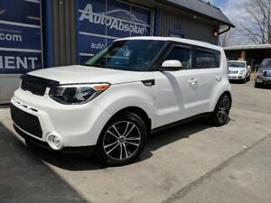 2014 KIA Soul Automatique + Bluetooth + Mag