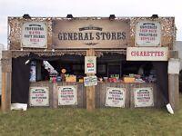 Glastonbury Festival General Stores - workers needed