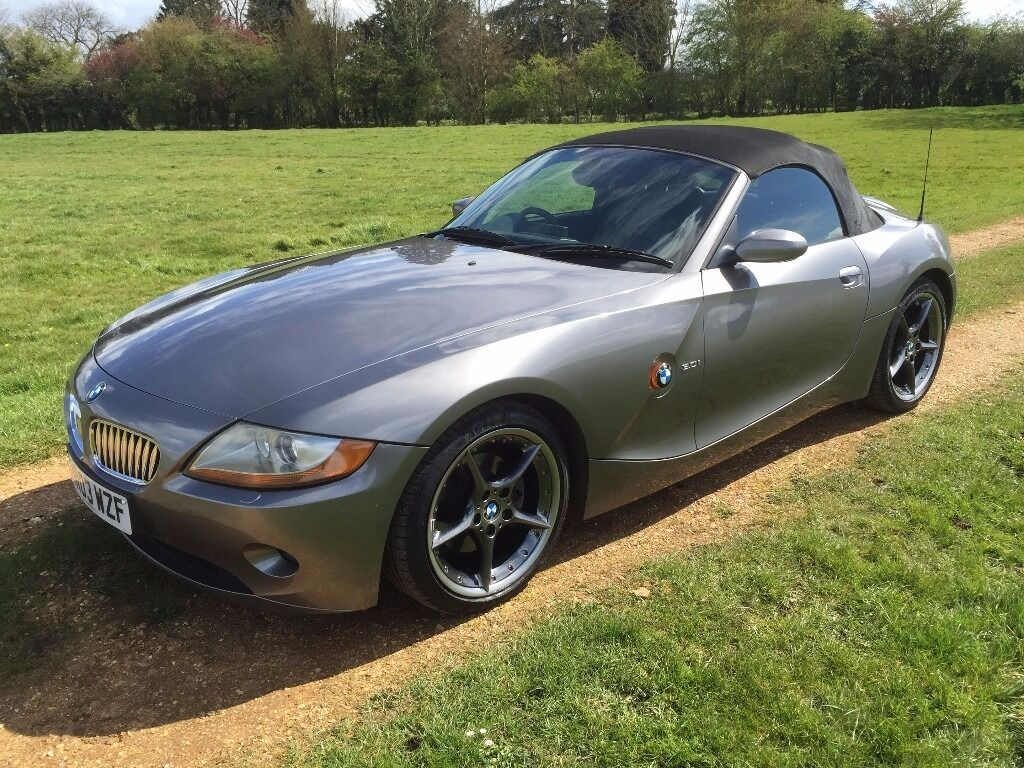 Bmw Z4 3 0 Auto 2003 Fully Loaded Full Service History Quick Sale In Eynesbury