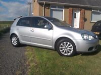 Volkswagon golf **very clean car**