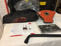 Pre owned AL- KO Wheel Lock 28 with 2 keys