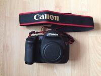 Canon 7D DSLR Camera Body