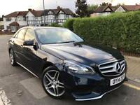 2014 MERCEDES E CLASS E250 AMG LINE SPORT AUTO, ONLY 32,000 MLS FMBSH,REAR CAMERA,HUGE SPEC,PRISTINE