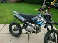 Welsh pit bike 450 ono
