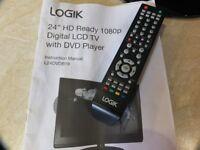 """LOGIC 24"""" 1080P TV / DVD"""