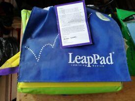 Leapfrog learning pad