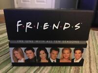 Friends DVD Box Set Series 1-10