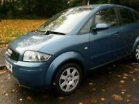 Audi A2 1.4 petrol