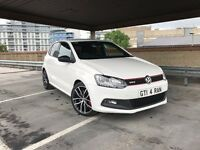 VW Polo GTI 1.4 DSG Twincharged