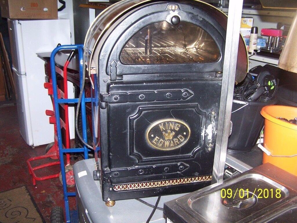 king edward jacket potato oven