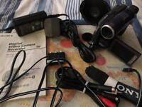 Sony DCR-DVD91E handy cam