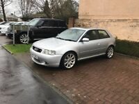 Audi A3 1.8 turbo,s3 rep