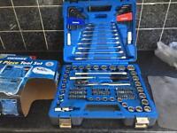 Kincrome 144 piece 1/2 inch socket set