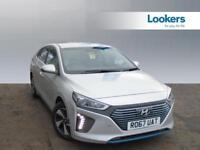 Hyundai Ioniq PREMIUM SE (silver) 2017-09-30