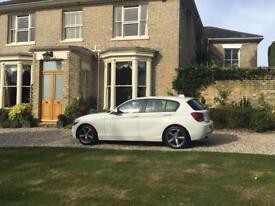 BMW 1 SERIES 2013 fully Loaded