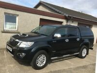 TOYOTA HILUX DOUBLE CAB PICKUP 3.0 INVINCIBLE