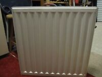 White K2 radiator 60cm x 60cm
