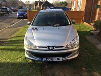 Peugeot 206 1.4 12 months MO