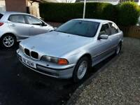 Bmw 523i auto e39 saloon SPARES OR REPAIRS
