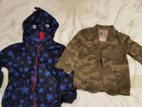 Boys clothes size 2-5years