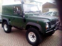 Land Rover Defender 90 300tdi 1999 S reg