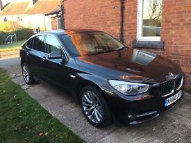 BMW 530d GT Executive package