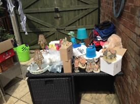 Carboot bundle all in good condition,