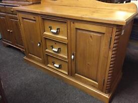 Solid Pine Sideboard / dresser.
