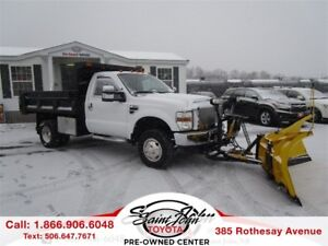 2009 Ford F-350 READY TO WORK!! LOW KMS!!!