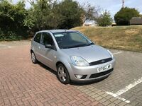 IMMACULATE FORD FIESTA ZETEC CLIMATE LONG MOT LOW MILEAGE