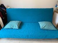 IKEA BEDDINGE sofa bed.