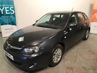 SUBARU IMPREZA RC 1.5 PETROL AWD MANUAL 1 FORMER OWNER 2010
