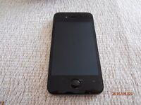 iPhone 4 16 GB - UNLOCKED - BLACK
