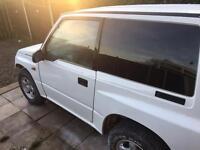 Suzuki vitara 4x4 offroader project