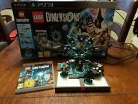 PS 3 Lego dimensions