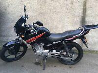 2013 Yamaha YBR 125cc