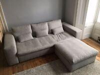 PRICE DROP: Beautiful habitat sofa bed for sale!