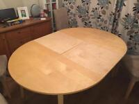 Extending IKEA Dining Table